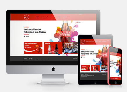 Equatorial Coca-Cola Bottling Company website