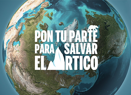 Greenpeace Campaign - Save the Arctic