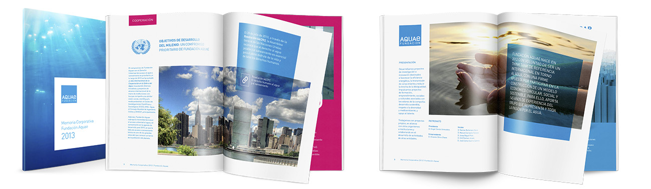Aquae Foundation reports
